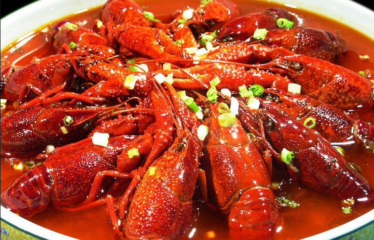 <strong>China's crayfish industry booms</strong>