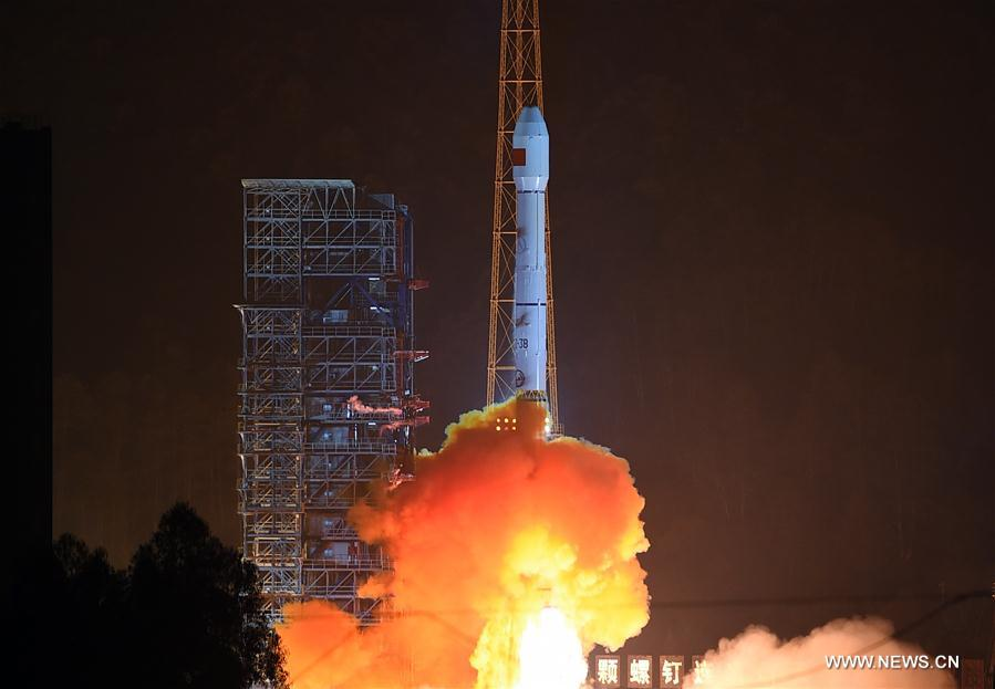 <strong>Chinese satellites contribute to global disaster prevention a</strong>